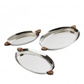 Wyatt 3 Piece Nesting Tray