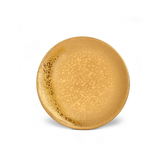 Alchimie Bread and Butter Plate - Gold
