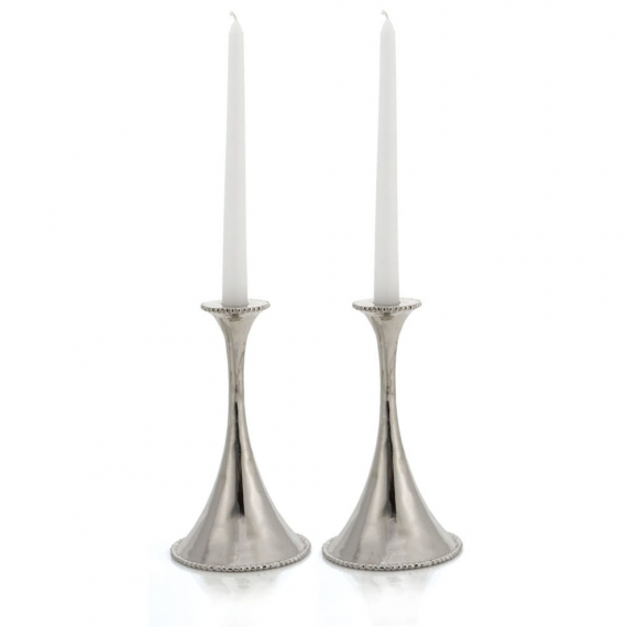 Molten Candleholders Set of 2