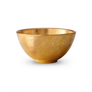 L'Objet Alchimie Cereal Bowl Gold