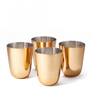 Fausto Julep Cups Set of 4