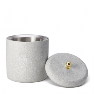 Shagreen Ice Bucket