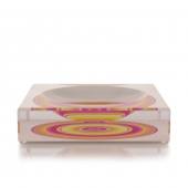 Sunset Aura Print Candy Bowl