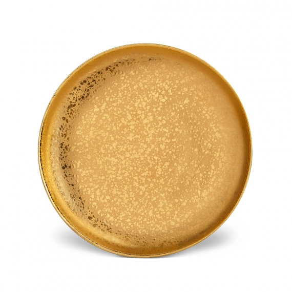 Alchimie Dinner Plate - Gold