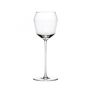 Serax Ann Demeulemeester Red Wine Glass BILLIE Clear