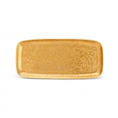 L'Objet Alchimie Rectangular Platter Medium Gold
