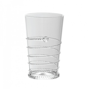 Juliska Amalia Highball Set of 2 Clear