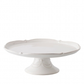 Juliska Berry & Thread Whitewash Cake Stand White