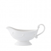 Juliska Berry & Thread Whitewash Sauce Boat White