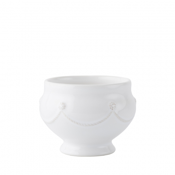 Berry & Thread Whitewash Footed Soup Bowl Set of 4
