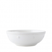 Juliska Berry & Thread Whitewash Coupe Bowl Set of 4 White