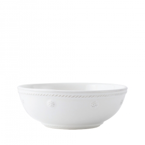 Berry & Thread Whitewash Coupe Bowl