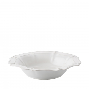 Berry & Thread Whitewash Serving Bowl