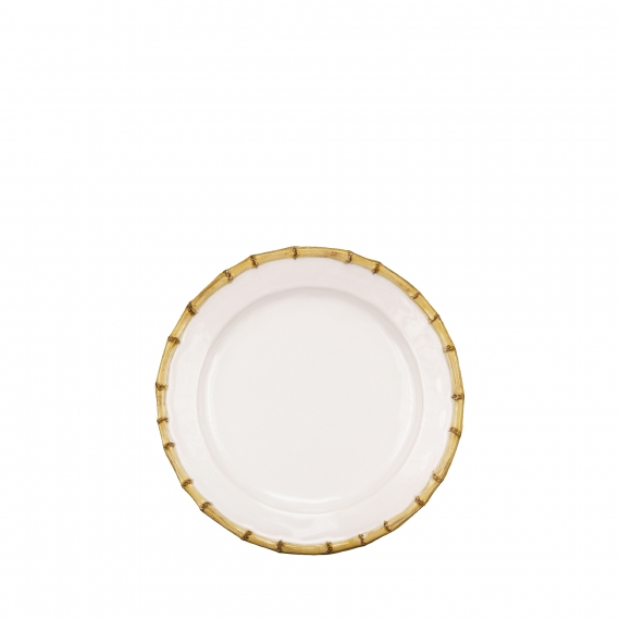 Classic Bamboo Natural Dinner Plate Set of 4