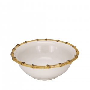 Classic Bamboo Natural Cereal/Ice Cream Bowl