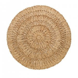 Juliska Straw Loop Natural Placemat Set of 4 Beige