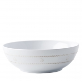 Juliska B&T Melamine Whitewash Coupe Bowl Set of 8 White