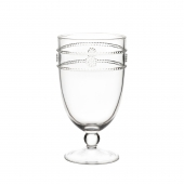 Juliska Isabella Acrylic Goblet Set of 8 Clear