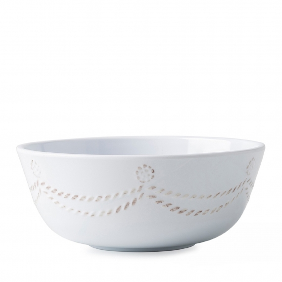 Berry & Thread Melamine Whitewash Cereal / Ice Cream Bowl Set of 8