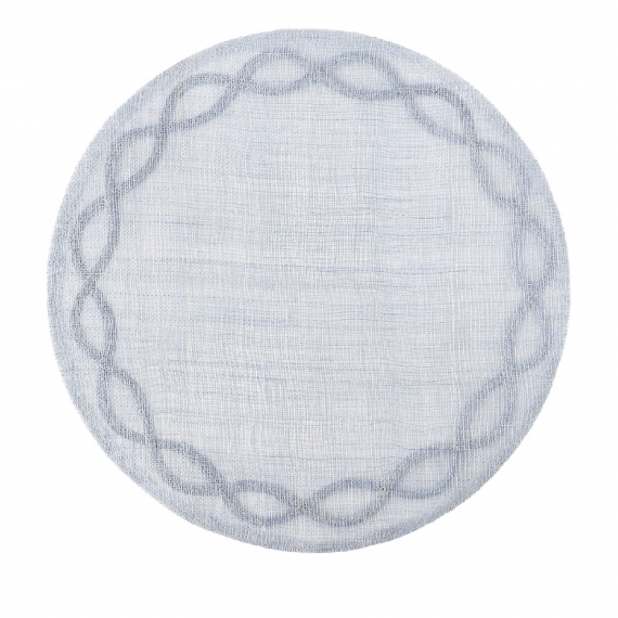 Tuileries Garden Chambray Placemat Set of 4