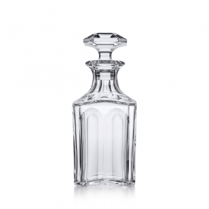 Baccarat Harcourt 1841 Whiskey Decanter Clear