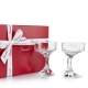 Baccarat Narcisse Champagne Coupe Set Of 2 Clear