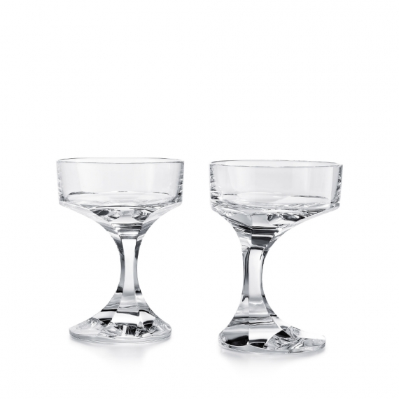 Narcisse Champagne Coupe Set of 2