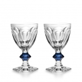 Baccarat Harcourt 1841 Water Glass Set Of 2