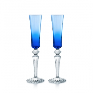 Baccarat Mille Nuits Flutissimo Set Of 2