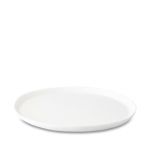 Extra Large Round Tray White