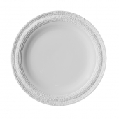 Michael Aram Gotham White Dinner Plate