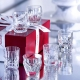 Baccarat Everyday Les Minis Take A Shot Set Of 6 Clear
