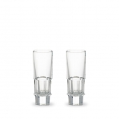 Harcourt Abysse Vodka Glass Set of 2