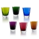 Baccarat Mosaïque Tumblers Set Of 6 Multi