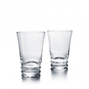 Baccarat Véga Highball Set Of 2 Clear