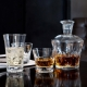 Baccarat Béluga Whiskey Decanter Clear