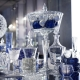 Baccarat Mille Nuits Decanter Clear