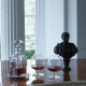 Baccarat Perfection Whiskey Decanter Clear
