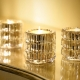 Baccarat Rouge 540 Candle Gold