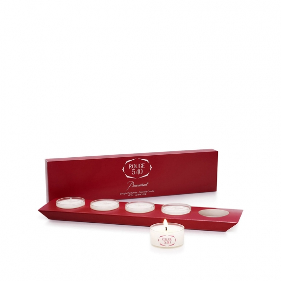 Rouge 540 Candle Set of 5