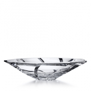 Baccarat Objectif Bowl Wide Clear