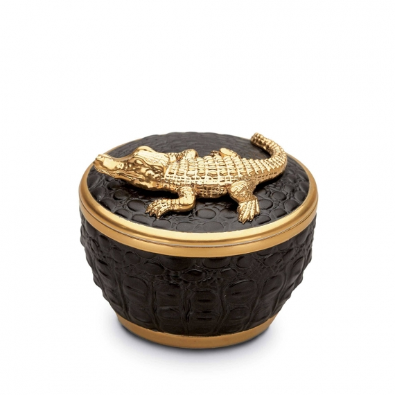 Crocodile Scented Candle