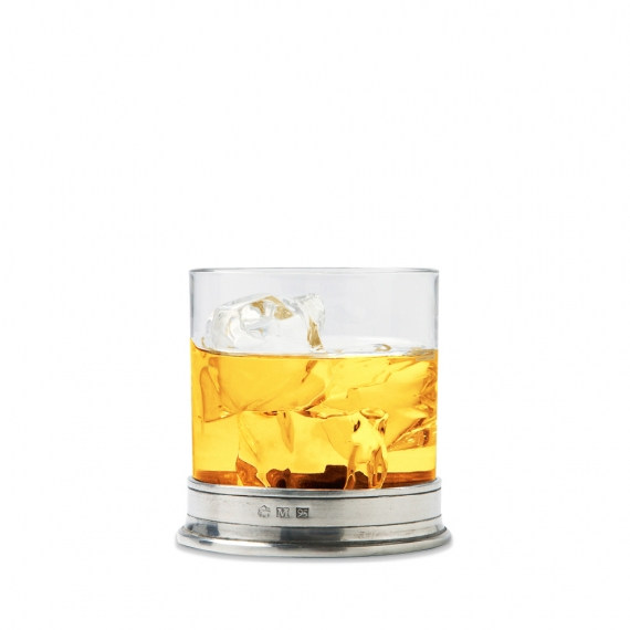 Double Old Fashioned Glass Set of 2