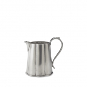 MATCH Pewter Britannia Milk Pitcher Silver