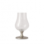 MATCH Pewter Whiskey Glass Silver