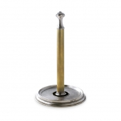 MATCH Pewter Paper Towel Holder Silver