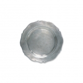 MATCH Pewter Gallic Bread Plate Silver