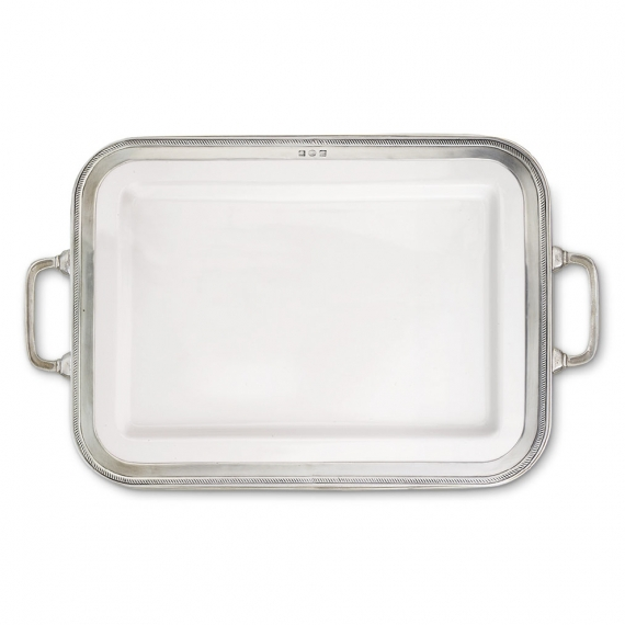 Luisa Rectangle Platter Large with Handles
