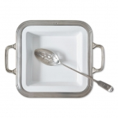 Gianna Square Serving Dish with Handles