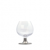 MATCH Pewter Cognac Glass Set Of 2